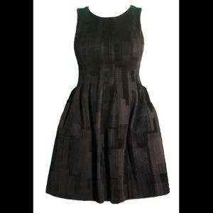Calvin Klein Little Black Cocktail Dress